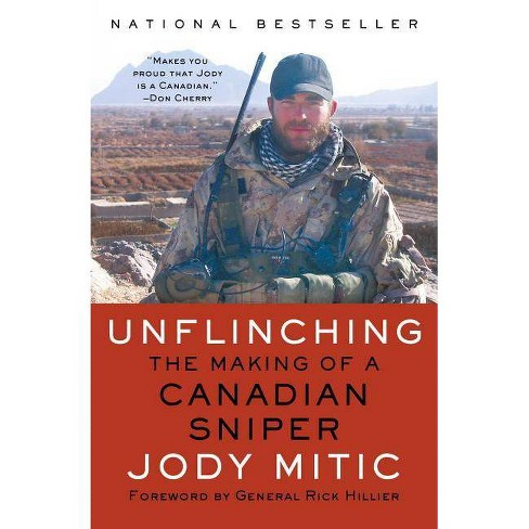 Unflinching - by  Jody Mitic (Paperback) - image 1 of 1