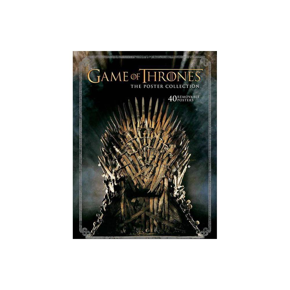 Game Of Thrones The Poster Collection Insights Poster Collections By Hbo Paperback