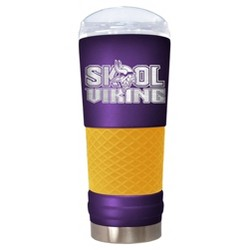 NFL Minnesota Vikings 18oz Draft Tumbler