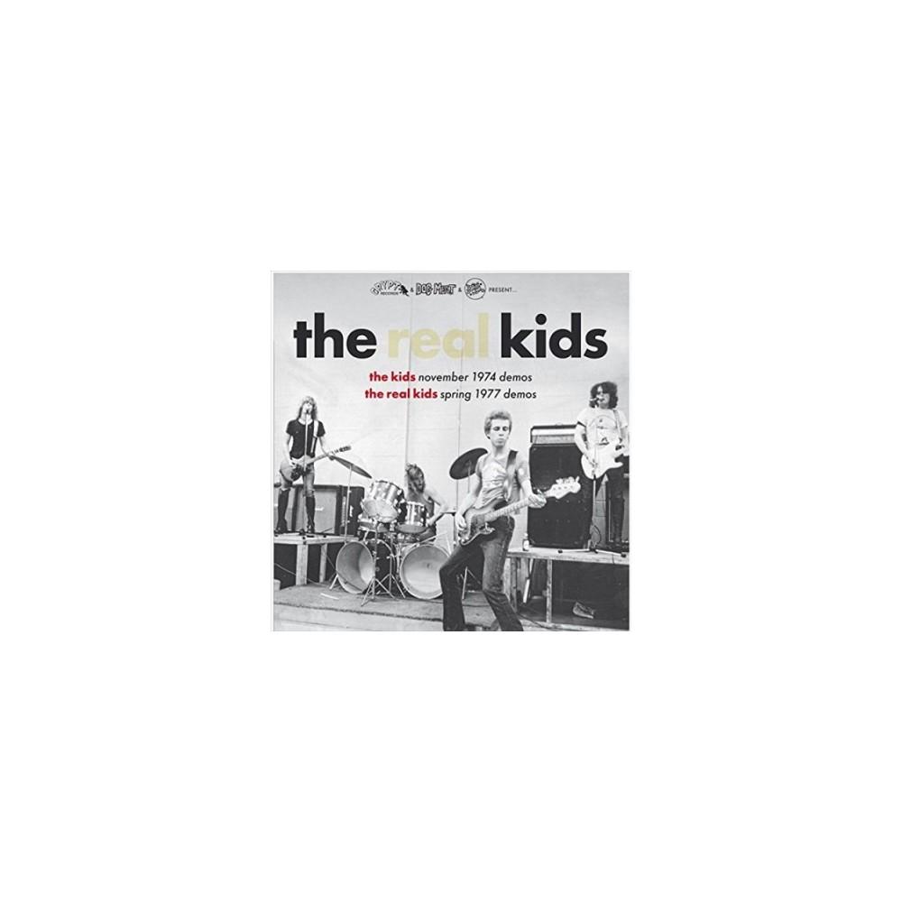 Kids - Kids November 1974 Demos/Real Kids Sp (Vinyl)