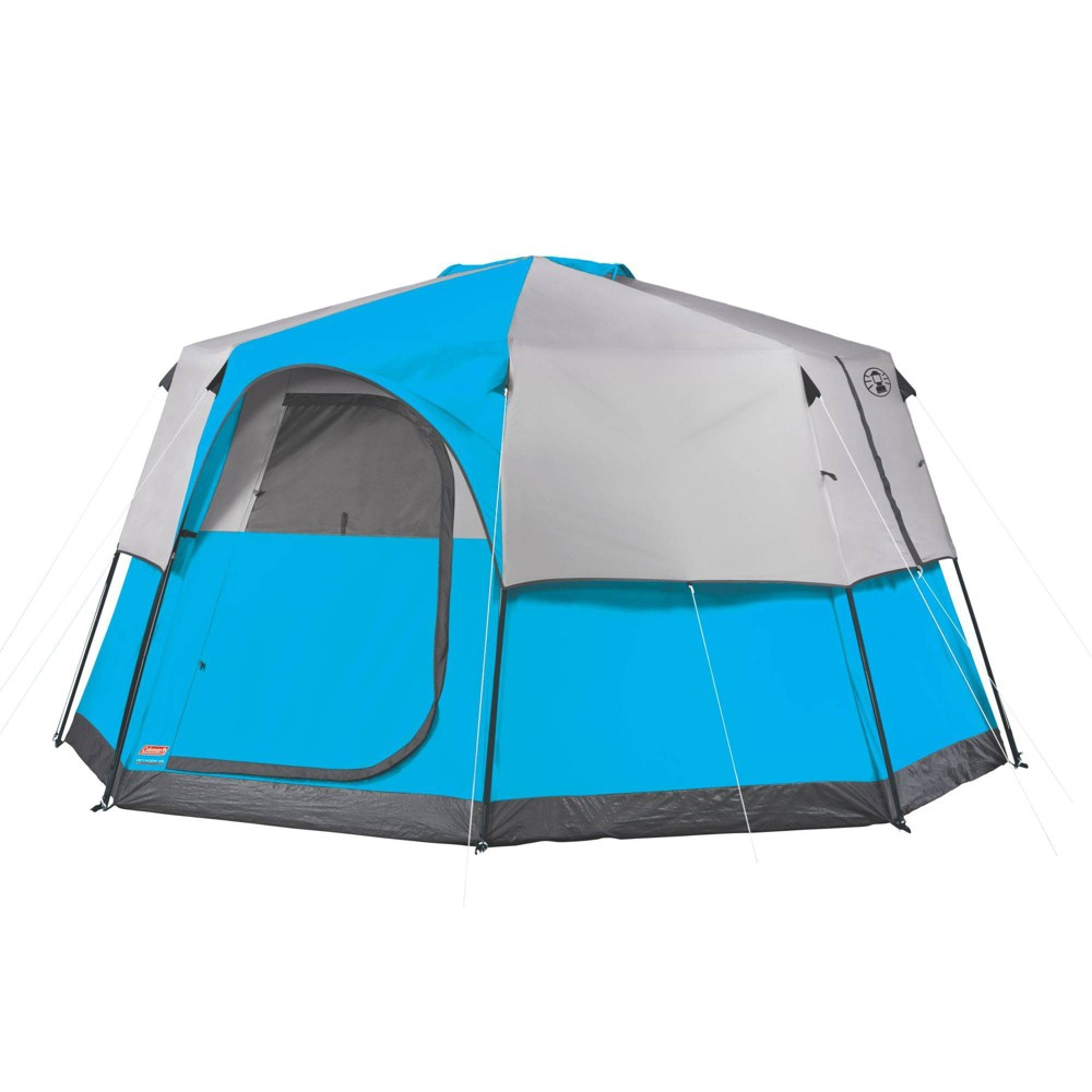 Image of Coleman 13'x13' 8 Person Octagon 98 Tent