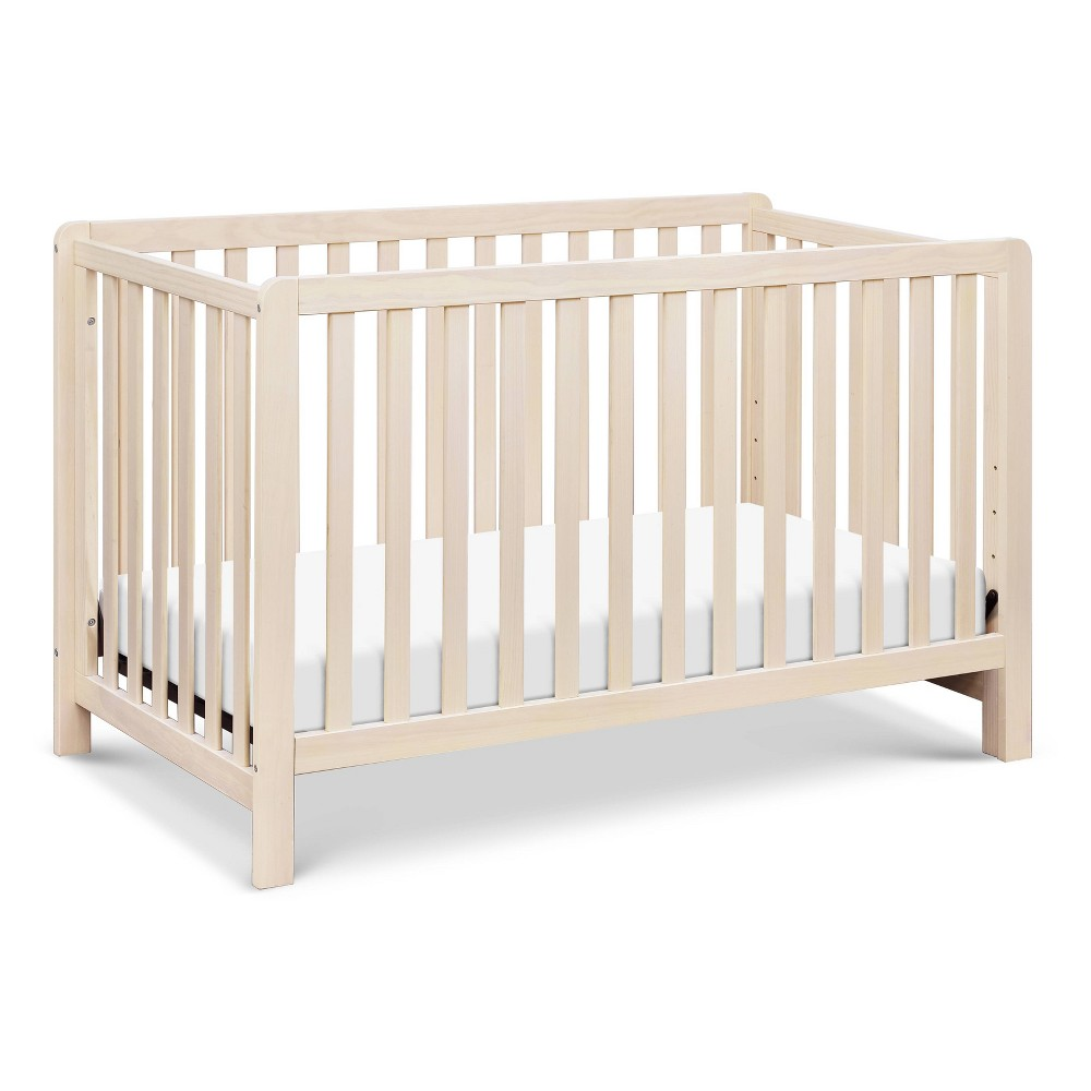 Carter 39 S By Davinci Colby 4 In 1 Low Profile Convertible Crib Washed Natural