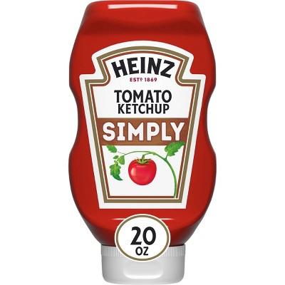 Heinz Simply Tomato Ketchup - 20oz