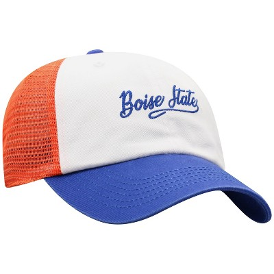 NCAA Boise State Broncos Women's Washed Cotton Mesh Snapback Hat