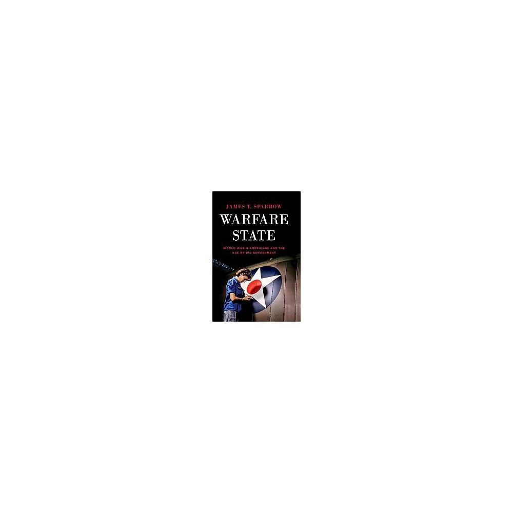 Warfare State (Reprint) (Paperback)