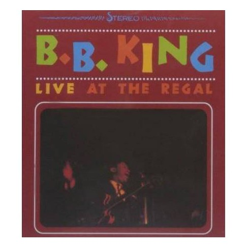 B.B. King - Live At The Regal (Vinyl) - image 1 of 1