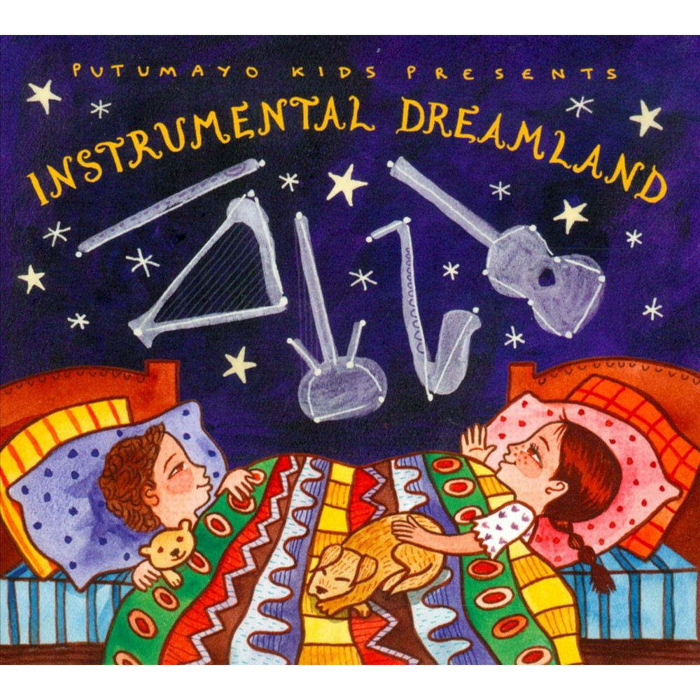 Putumayo Presents - Instrumental Dreamland (CD)