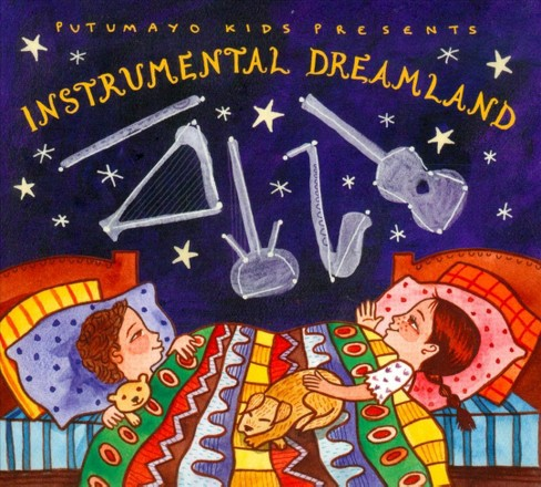 Putumayo presents - Instrumental dreamland (CD) - image 1 of 1