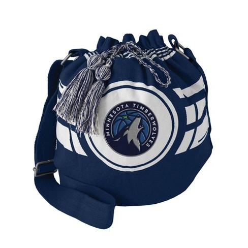 NBA Minnesota Timberwolves Ripple Drawstring Bucket Bag - image 1 of 1