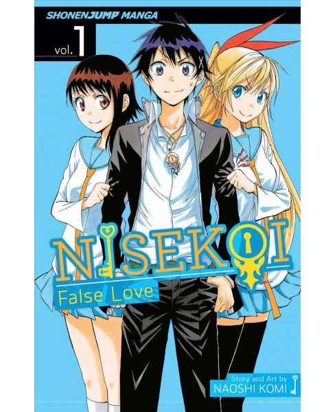 Nisekoi False Love 1 ( Nisekoi: False Love) (Paperback) - image 1 of 1