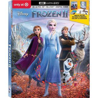 Frozen II (Target Exclusive) (4K/UHD)