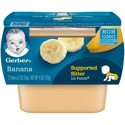 Baby Food: Gerber Tubs