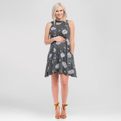 Floral Swing Dress