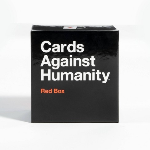 Cards Against Humanity: Red Box Game - image 1 of 4