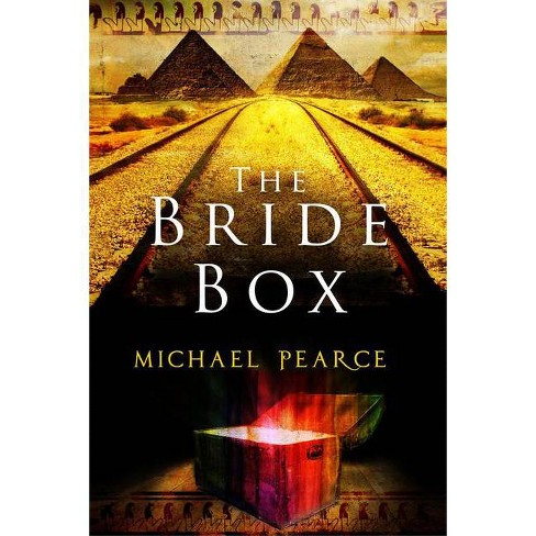 The Bride Box - (Mamur Zapt Mysteries (Hardcover)) by  Michael Pearce (Hardcover) - image 1 of 1