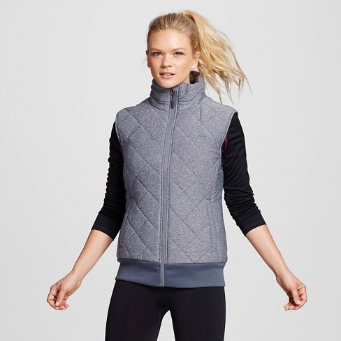 Women's Sierra Expedition Mae Insulated Outerwear Vest - Gray - image 1 of 2
