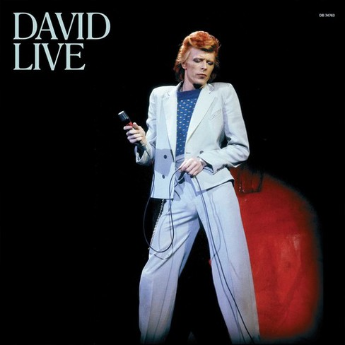 David Bowie - David Live (2005 Mix) (Vinyl) - image 1 of 1