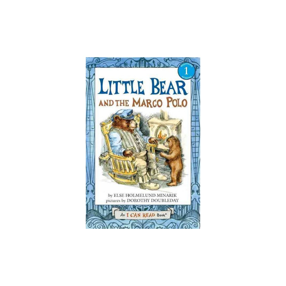Little Bear and the Marco Polo ( I Can Read! Level 1) (Paperback)