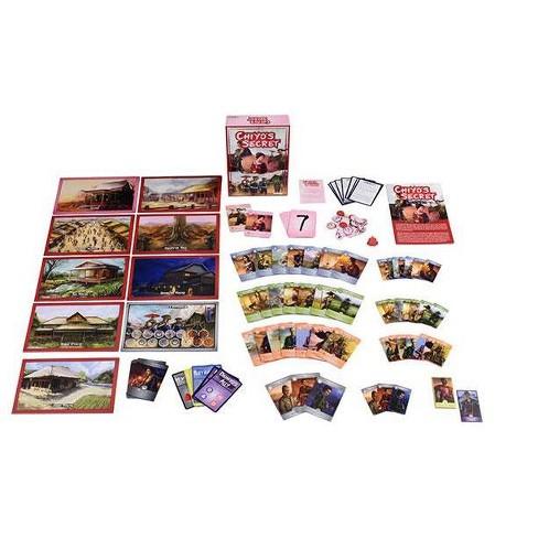 Chiyo's Secret Board Game - image 1 of 2
