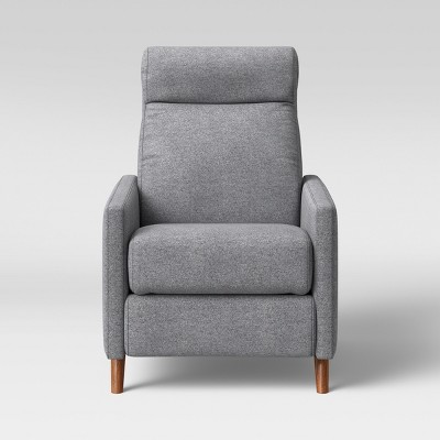 & Calhoun Pushback Recliner Chair Gray - Project 62™ : Target