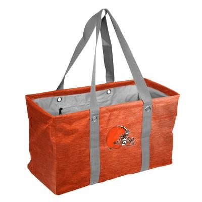 NFL Cleveland Browns Crosshatch Picnic Caddy Frame Backpack