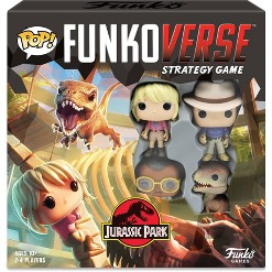 POP! Funkoverse Board Game Jurassic Park #100 Base Set