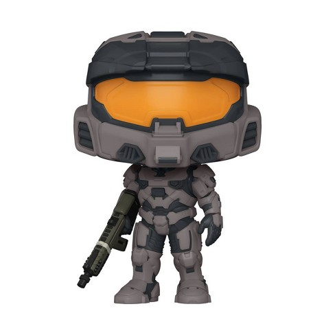 Funko POP! Games: Halo - Gray Spartan Mark VII with VK78 - image 1 of 2