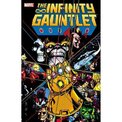 Infinity Gauntlet : New Printing (Paperback) by Jim Starlin