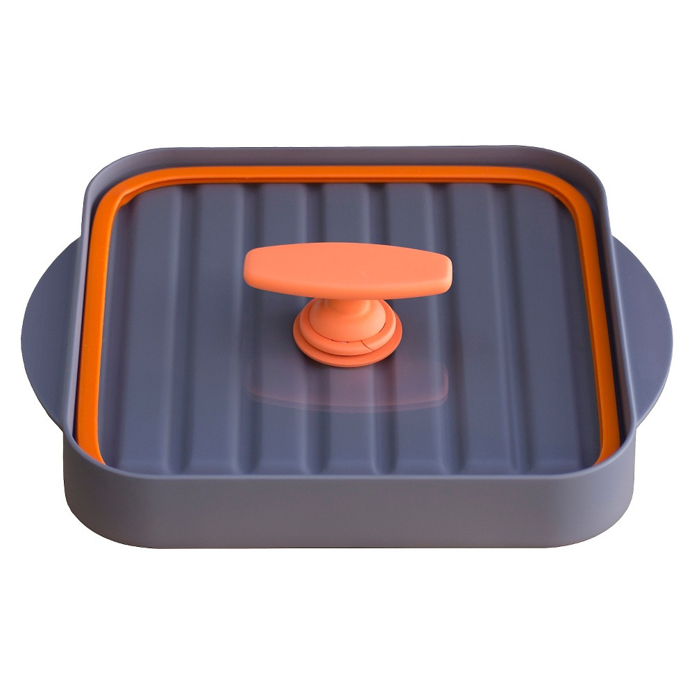 As Seen on TV Microwave Cookware - Gray