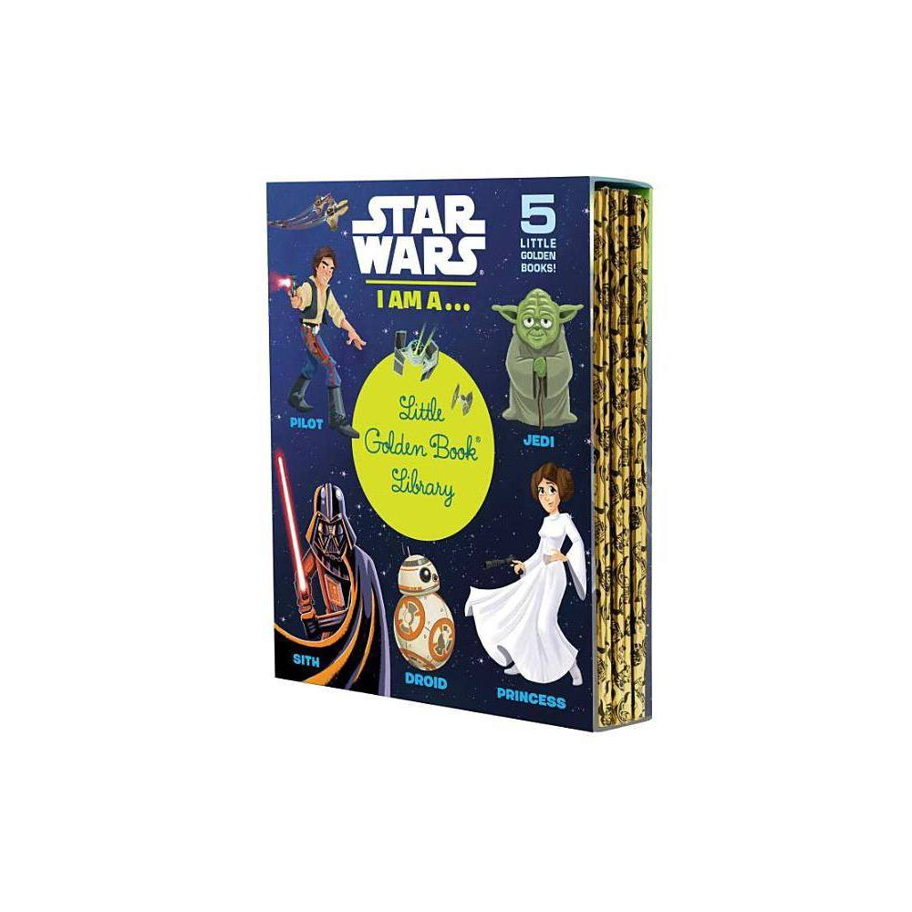 Star Wars I Am A Little Golden Book Library Star Wars By Various Mixed Media Product