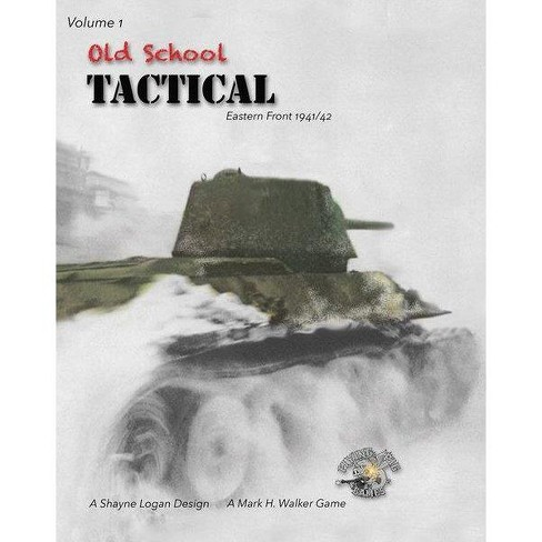Old School Tactical (Volume 1) Board Game - image 1 of 2