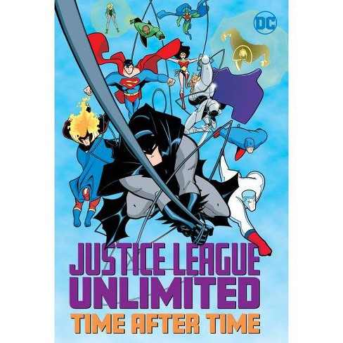 Justice League Unlimited Time After Time By Various Paperback Target