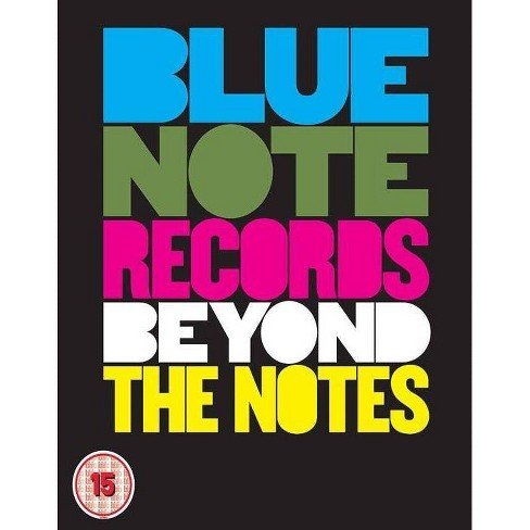 Blue Note Records: Beyond the Notes (Blu-ray) - image 1 of 1