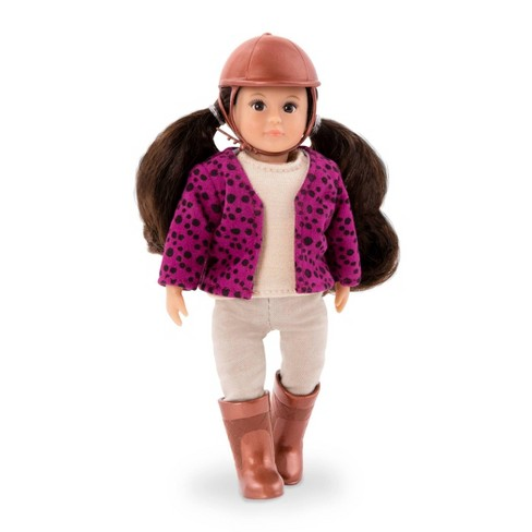 Lori Mini Equestrian Doll - Philippa - image 1 of 3