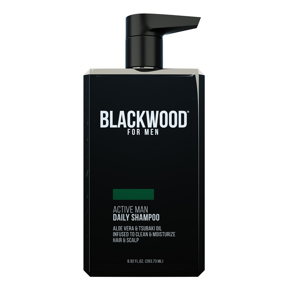 Image of Blackwood for Men Active Man Daily Shampoo - 8.92 fl oz