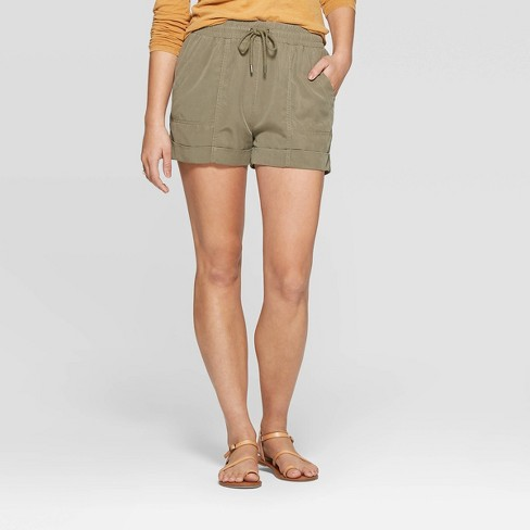 Women's Utility Shorts - Universal Thread™ - image 1 of 10