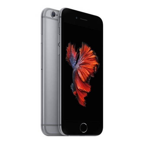 Total Wireless Prepaid Apple iPhone 6s (32GB) - Space Gray - image 1 of 1