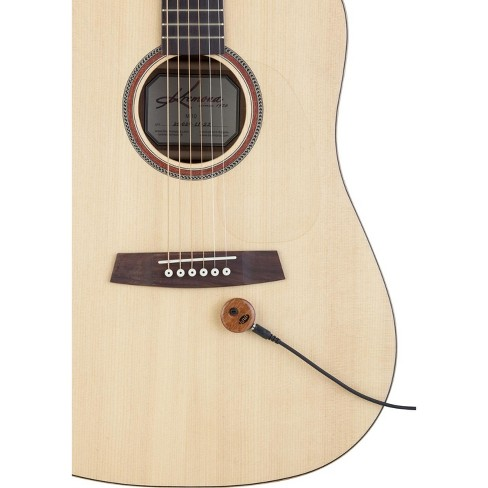 Kna Up 2 Acoustic Guitar Pickup With Volume Control Target