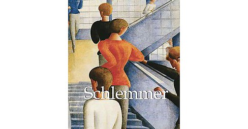 Schlemmer -  (Mega Square) by Klaus H. Carl (Hardcover) - image 1 of 1