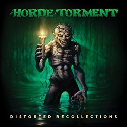 Horde Of Torment - Distorted Recollections (CD) - image 1 of 1