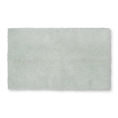 34 x20  Tufted Spa Bath Rug Mint - Fieldcrest®