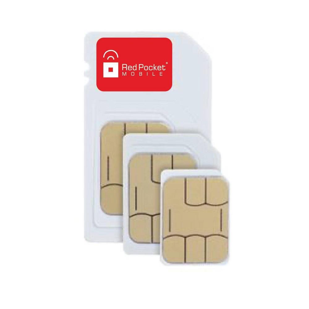 Red Pocket SIM Starter Kit was $9.99 now $4.99 (50.0% off)