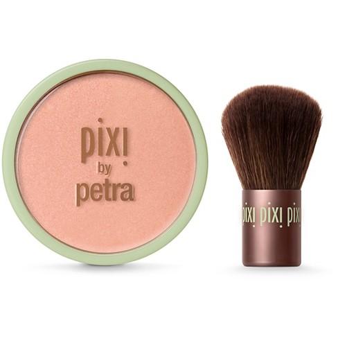 Pixi Beauty Bronzer + Kabuki Brush - Subtly Suntouched - image 1 of 3