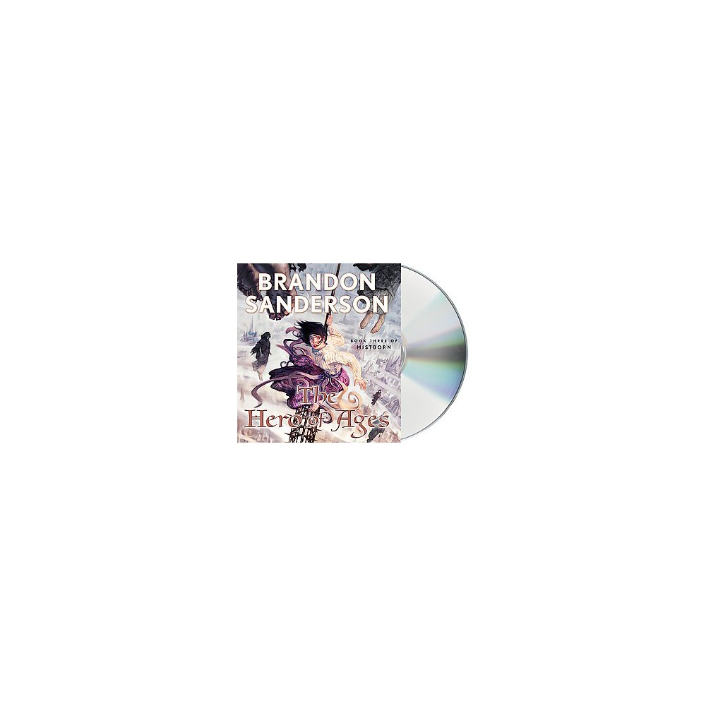 Hero of Ages (Unabridged) (CD/Spoken Word) (Brandon Sanderson)