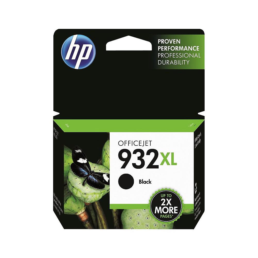 HP 932XL Officejet Single Ink Cartridge - Black (CN053AN#14) Price