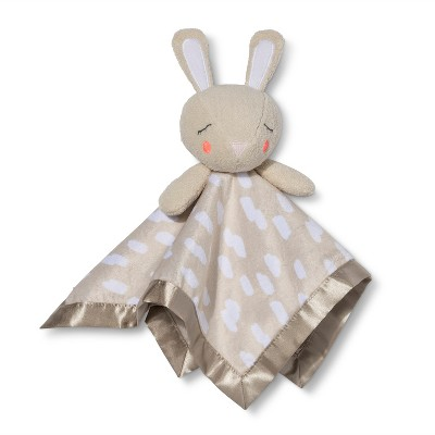 Small Security Blanket Bunny - Cloud Island™ Gray