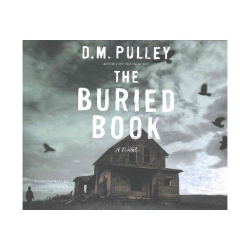 buried book unabridged cd spoken word d m pulley target