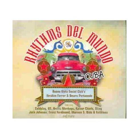 Rhythms Del Mundo - Rhythms Del Mundo- Cuba (CD) - image 1 of 1