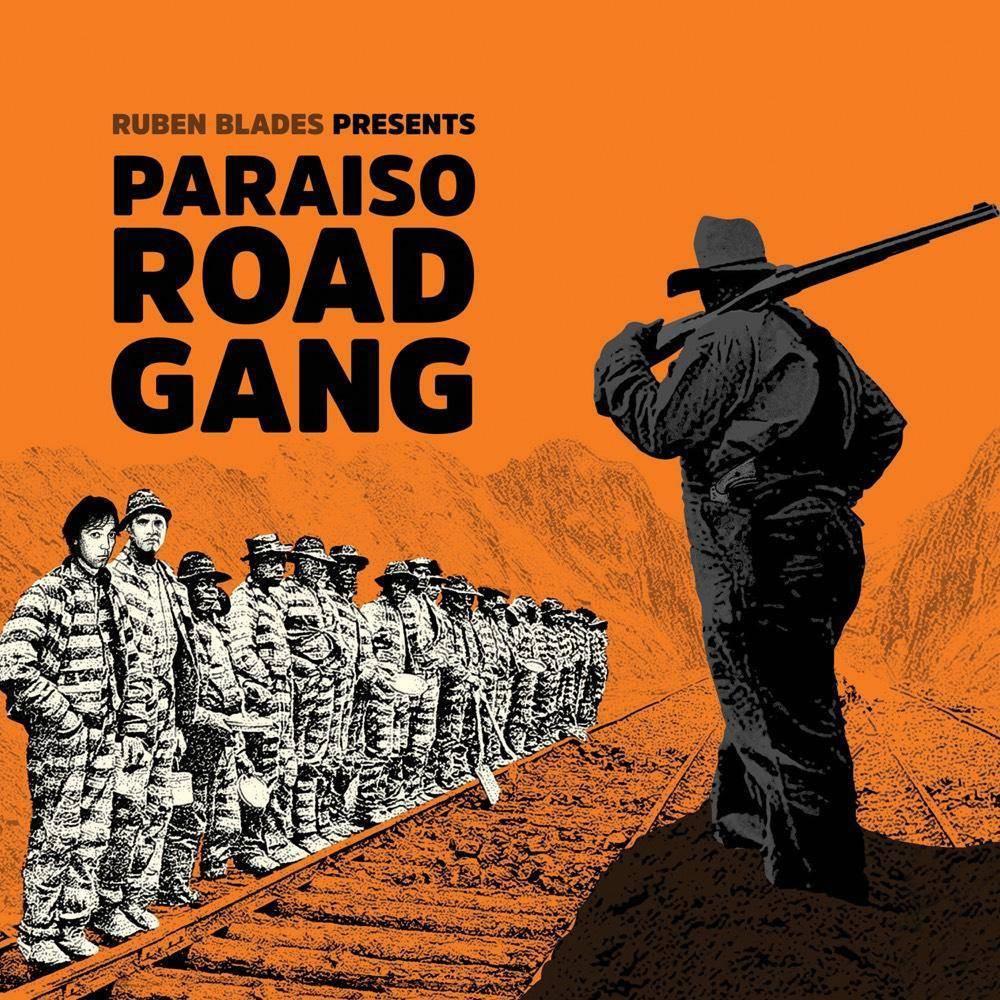 Ruben Blades Paraiso Road Gang Cd