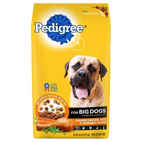 Pedigree For Big Dogs Adult Complete Nutrition Target